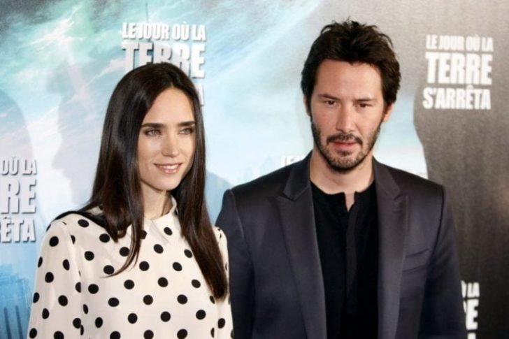 Keanu Reeves Jennifer Syme