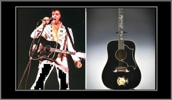 Find Out How Much Did These Iconic Elvis Presley Items Sell in